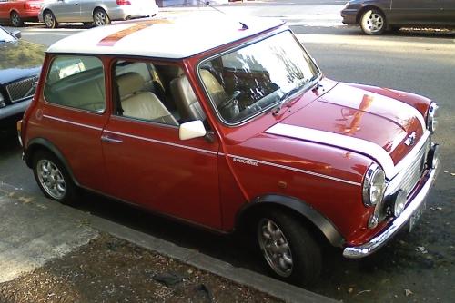 1996 Rover Mini Cooper MkVII
