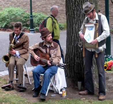 cardboard songsters