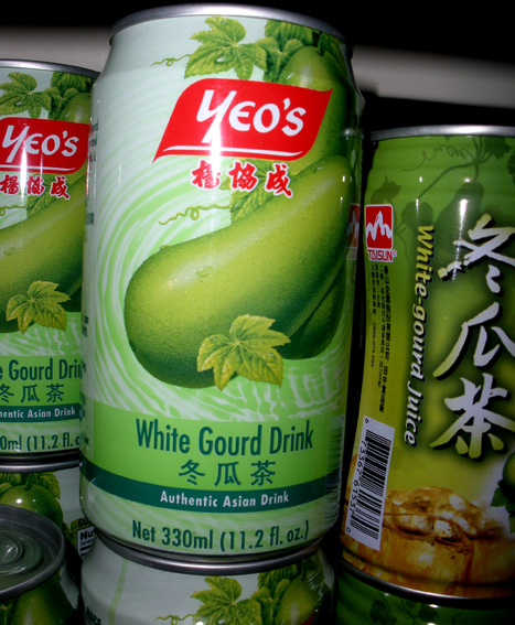 white gourd drink