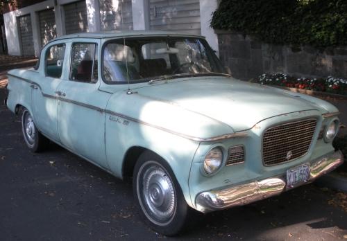 Find of the week: a 1960 Studebaker Lark VIII