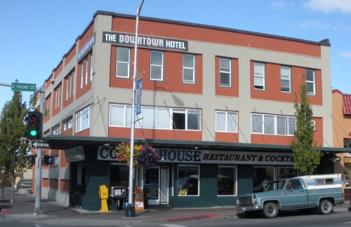 The Downtown Hotel in Port Angeles. Our Lodgings for Just $60/Night.