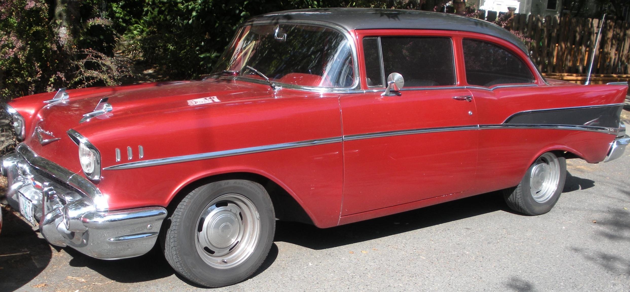 434k: 1957 chevrolet