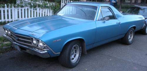1969 Chevrolet El Camino 350