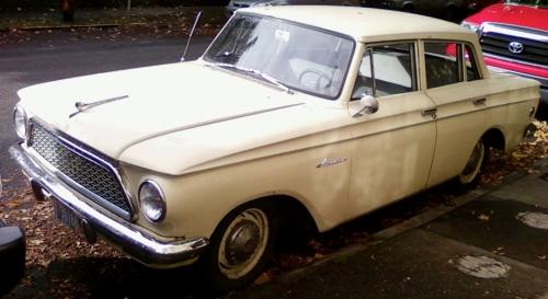 1961 Rambler American Deluxe