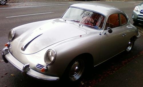 1962 Porsche 356B 1600 S T-6