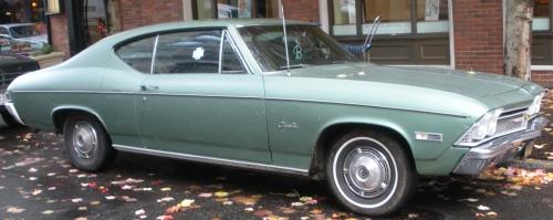 1968 Chevrolet Chevelle 327
