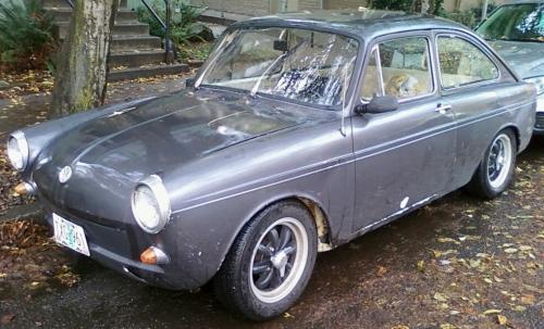 1969 Volkwagen Type III Fastback
