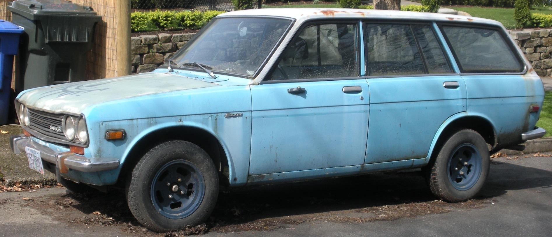 1972 Datsun 510 Wagon