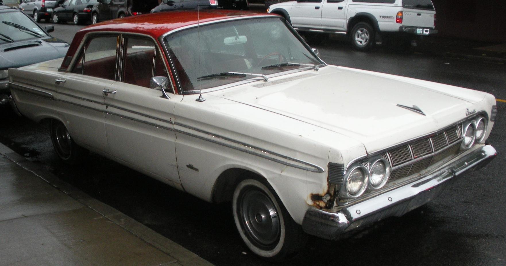 1964 Mercury Comet 404