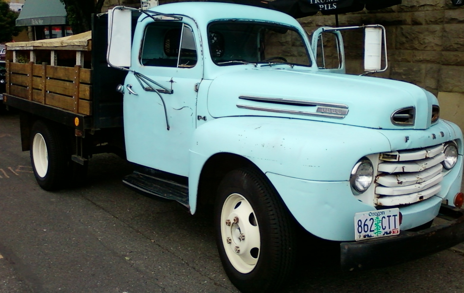 1948 Ford F4 Stake Bed