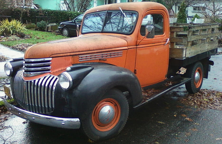 1946 Chevy 1 Ton Truck