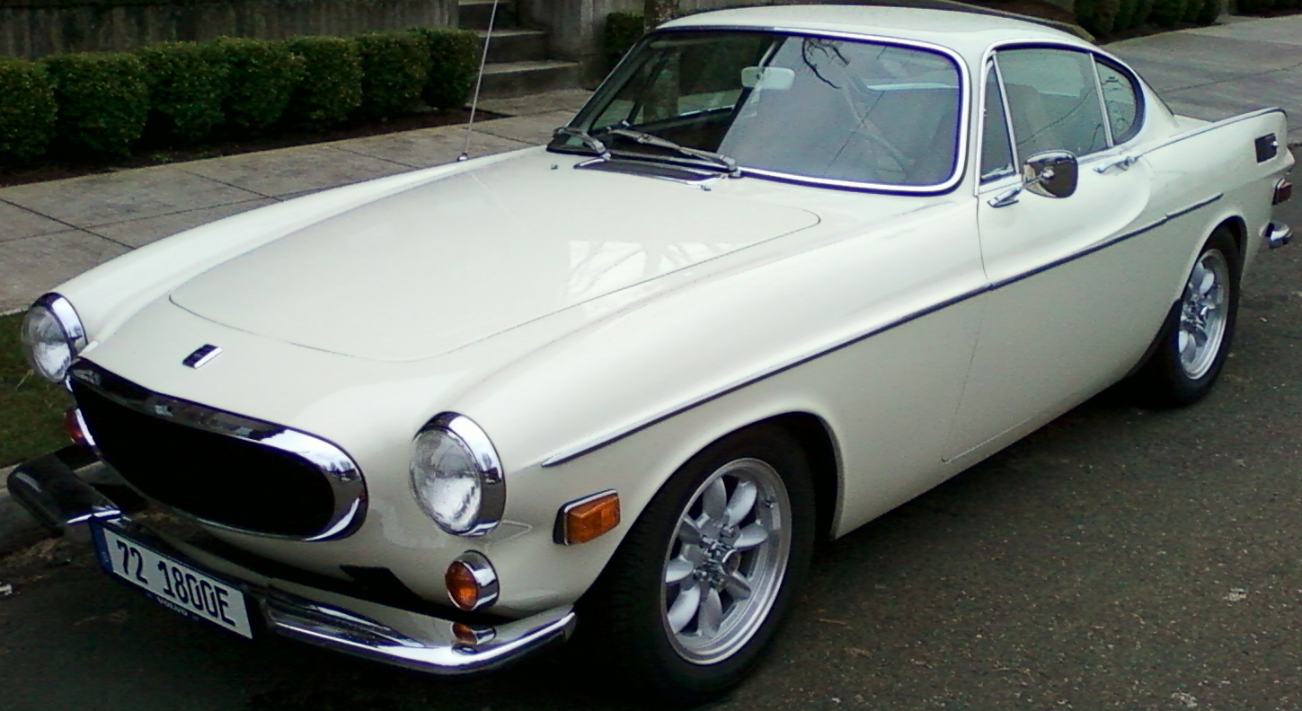 What We Saw Volvo 1800 Series The Bridgetown Blog