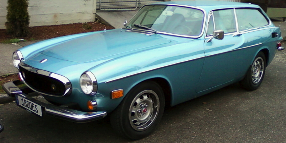 What We Saw – Volvo 1800 Series | The Bridgetown Blog
