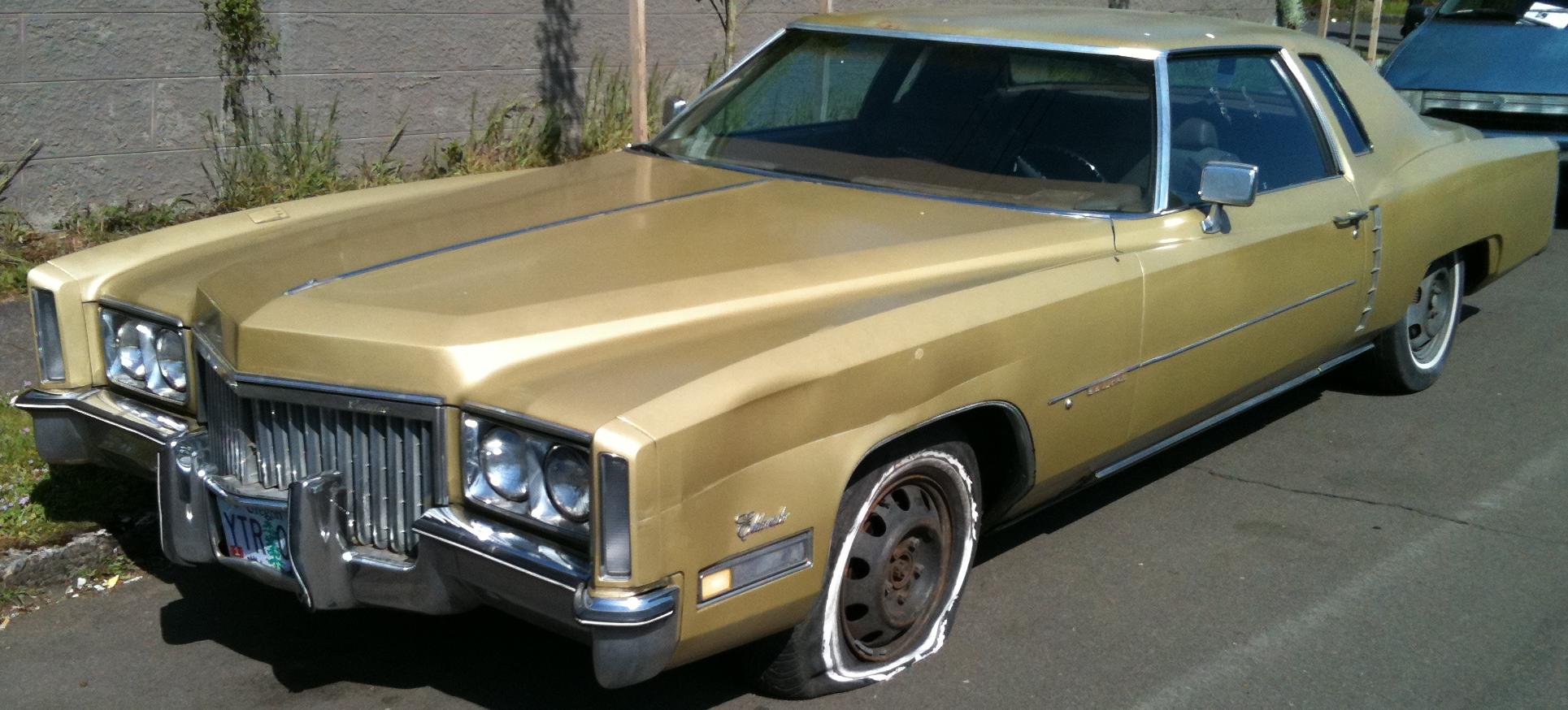 1972 Cadillac Eldorado 8.2