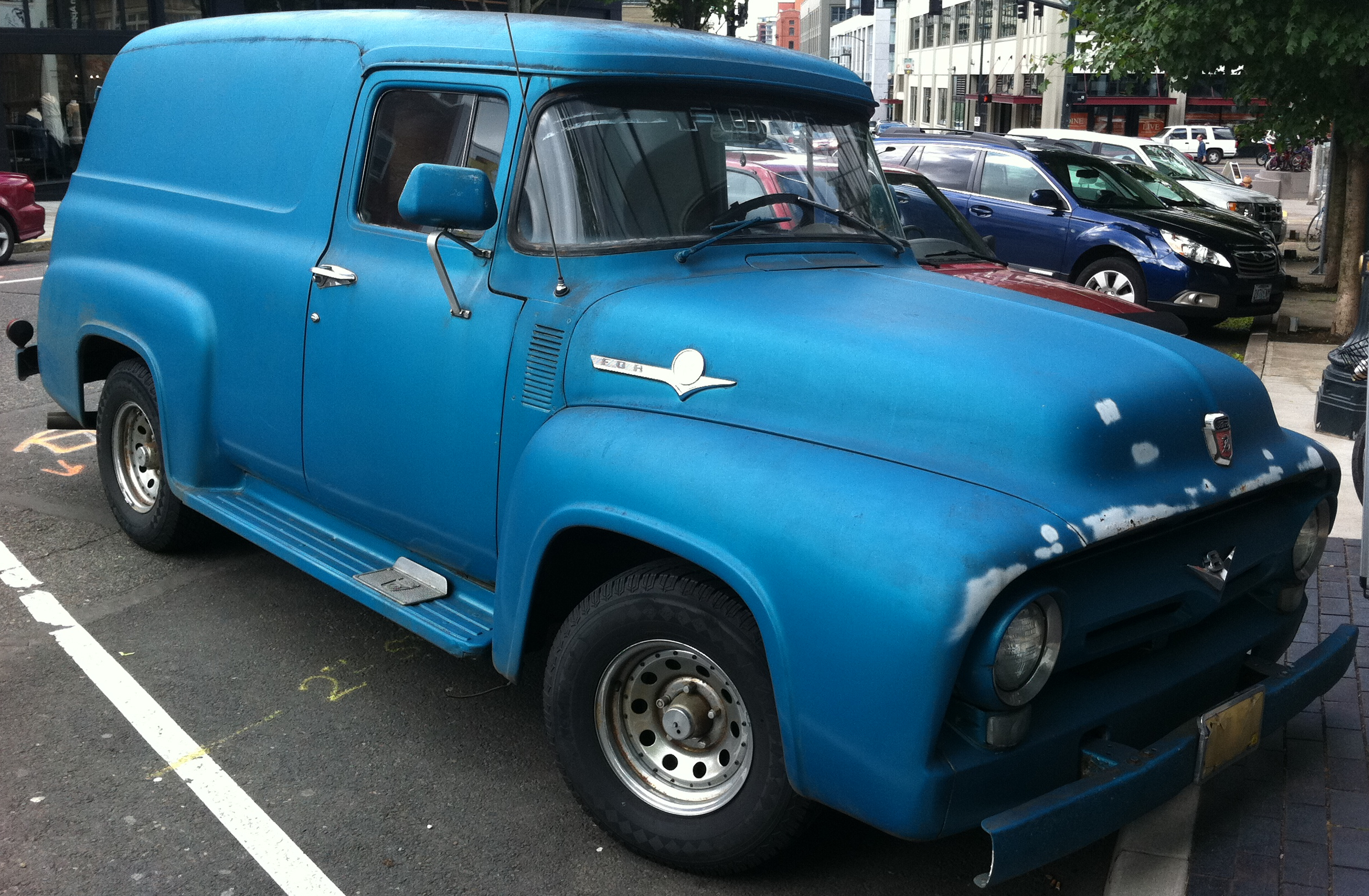 1950 ford f1 panel truck 1948 1956 ford pickups panels pinterest ford ford trucks and cars