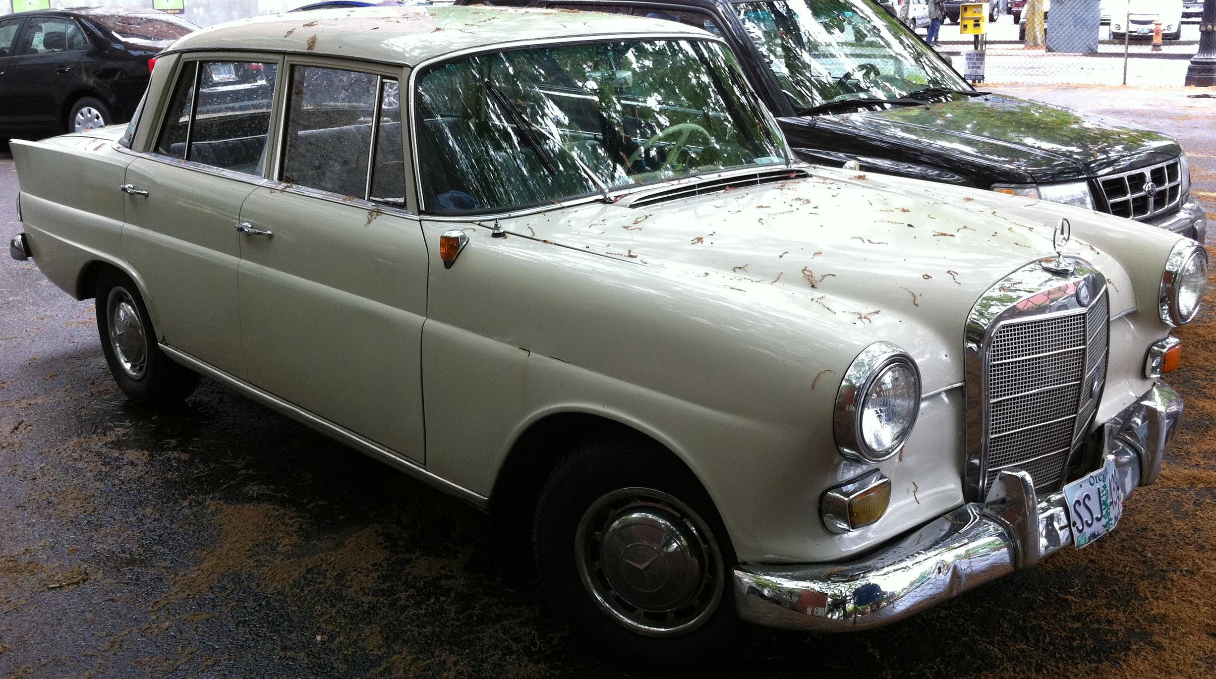 1964 Mercedes Benz 190