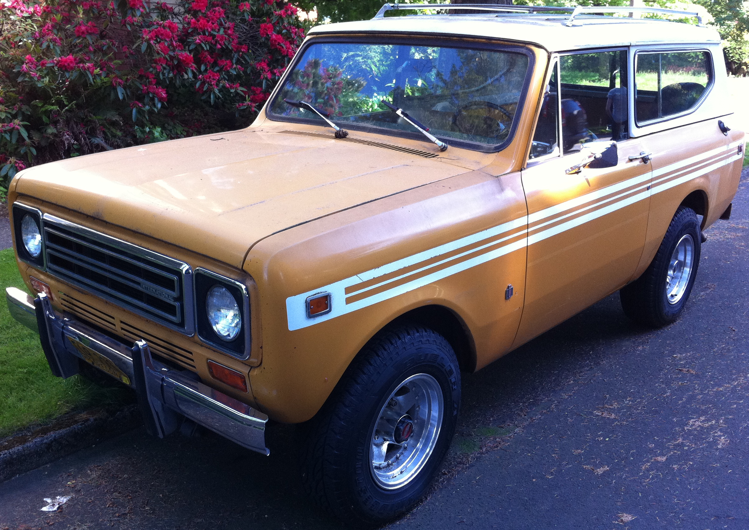 1977 International Harvester