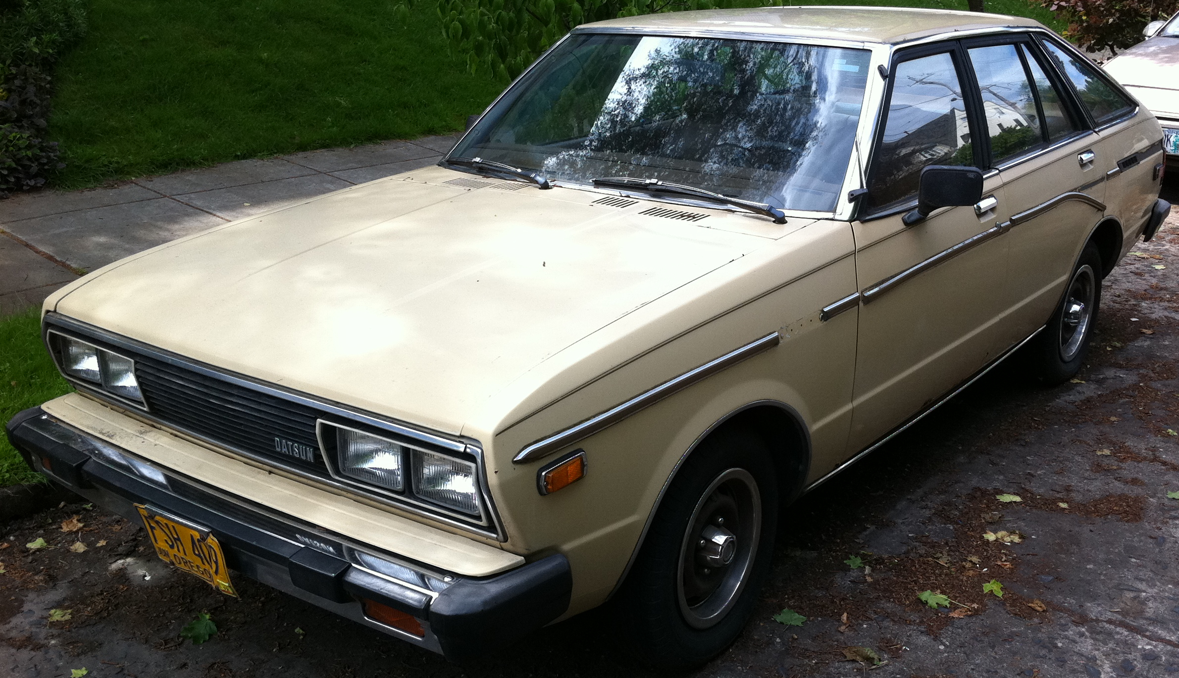 1980 Datsun 510 Hatchback