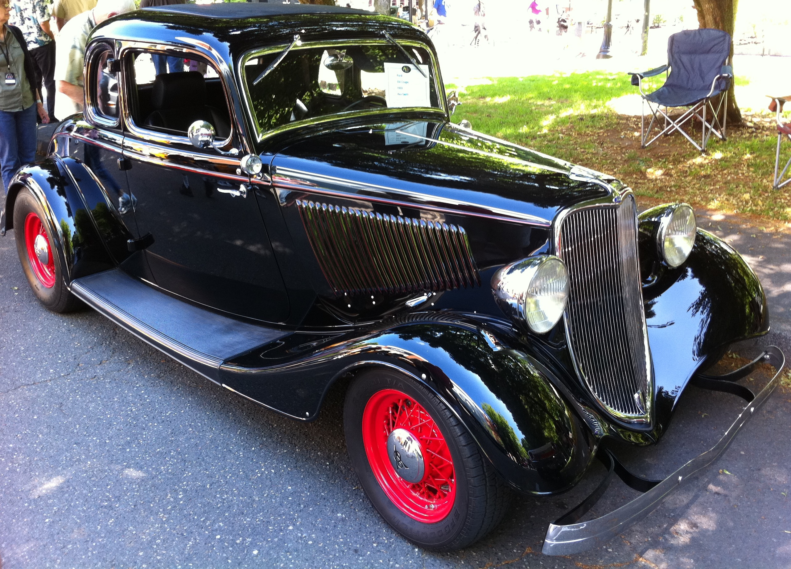 TOP 12 CARS FROM GEELONG ALL FORD DAY   Street Machine