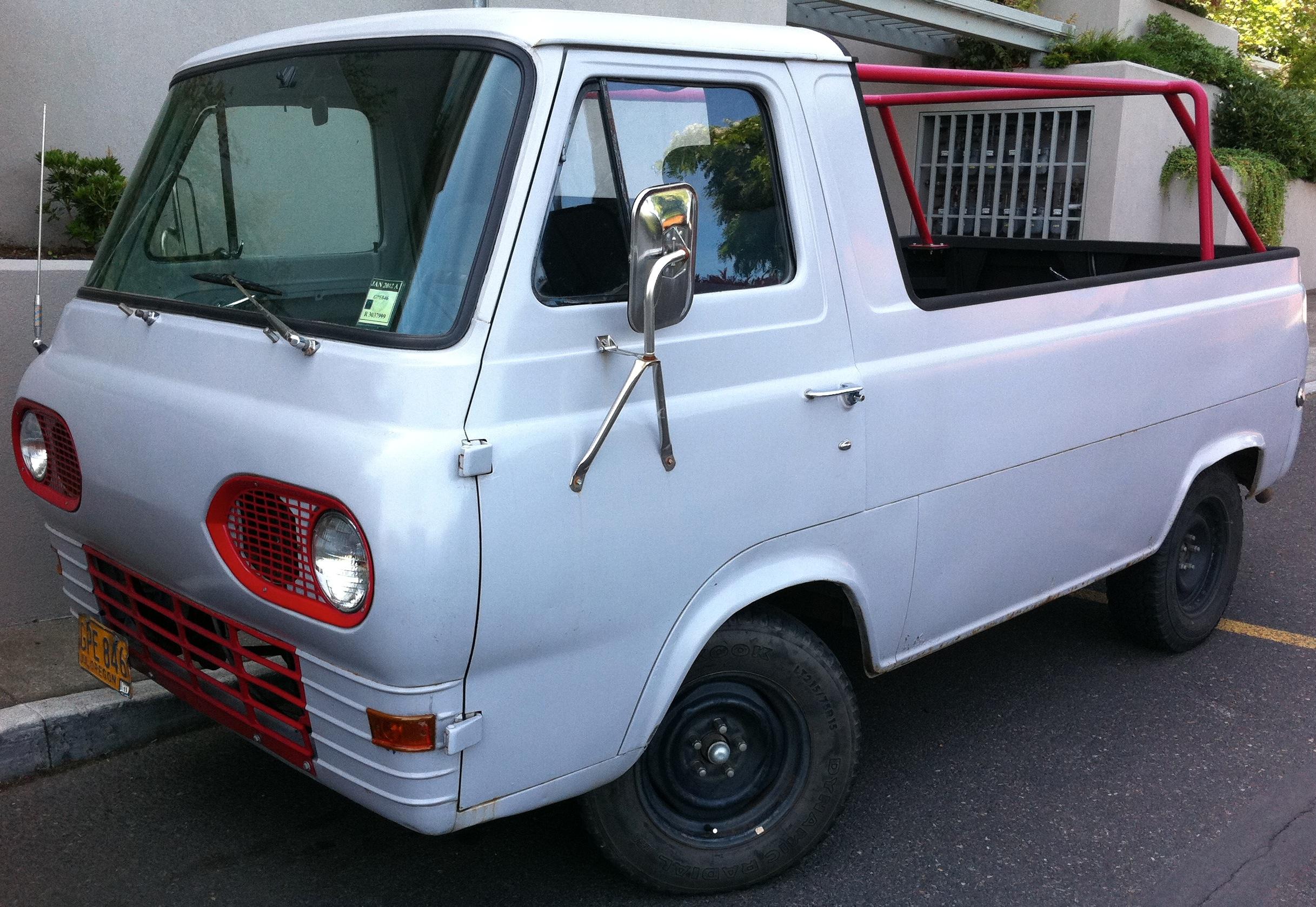 Pickup For Sale: Econoline Pickup For Sale Craigslist