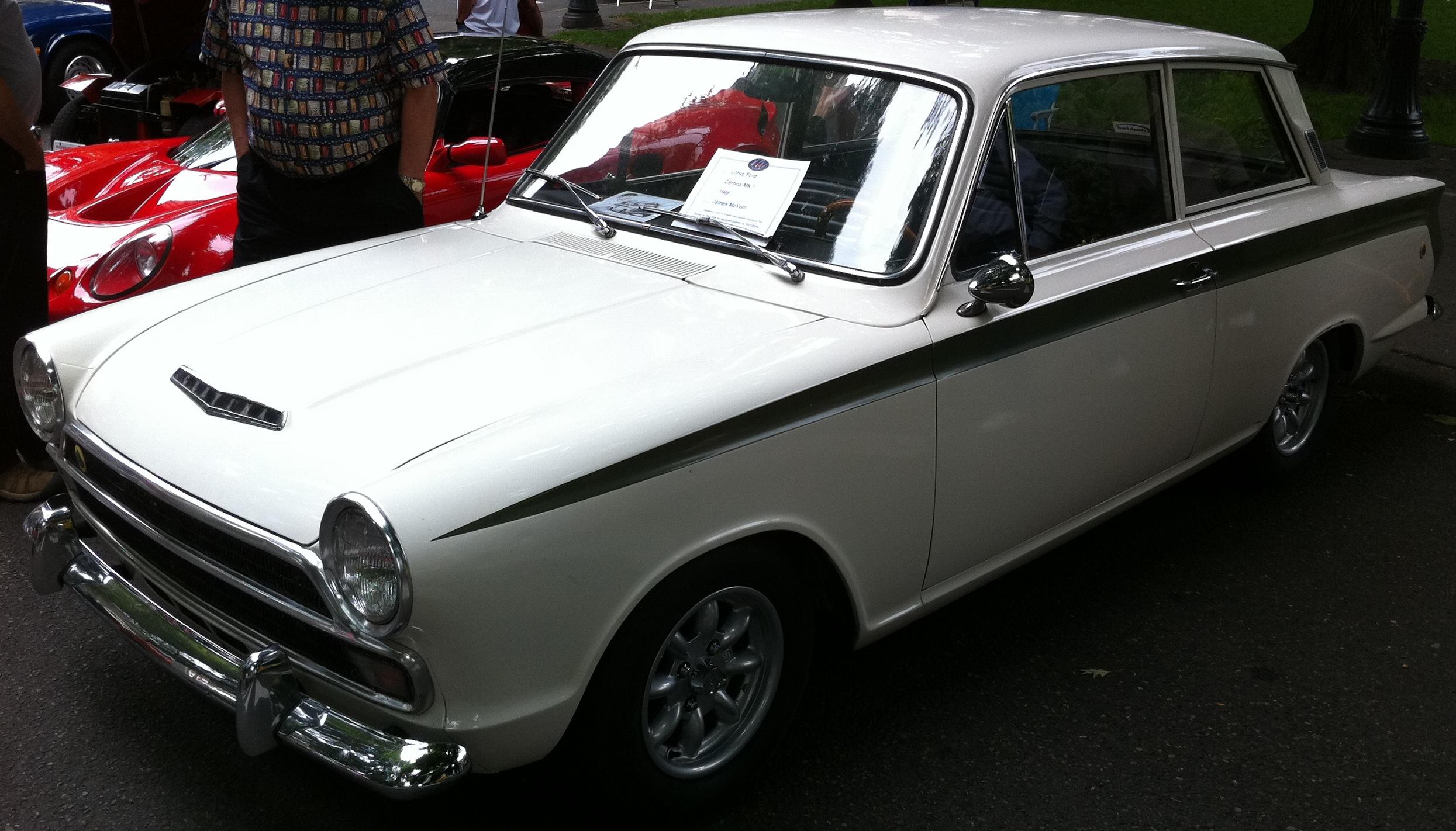 1966 Lotus-Ford Cortina MKI