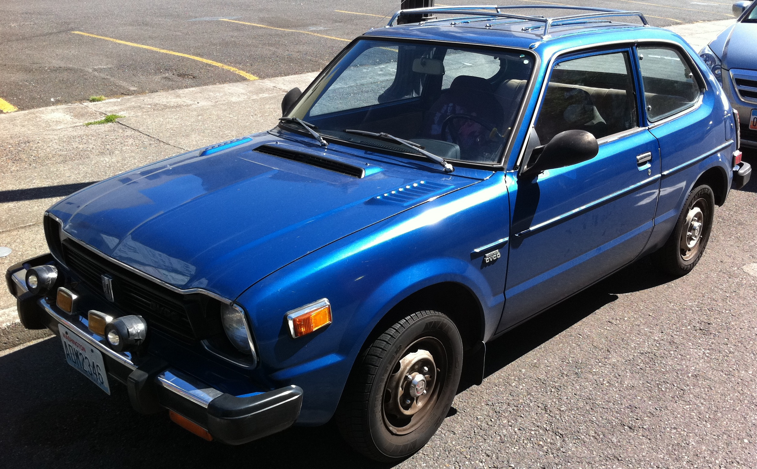 What we saw cars the bridgetown blog for 1978 honda civic
