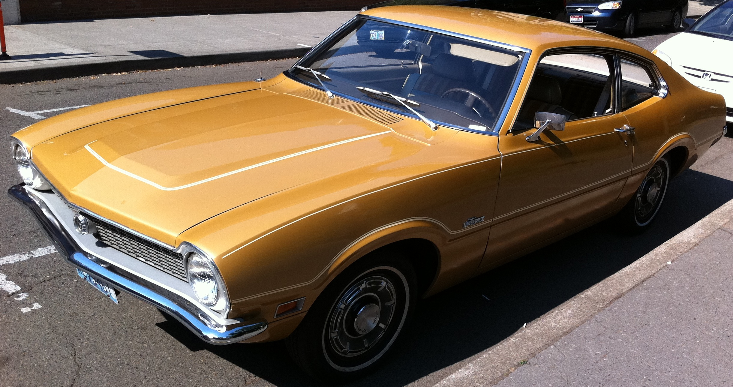 what we saw the bridgetown blog page 6 Ford Maverick Stallion 1970 ford maverick