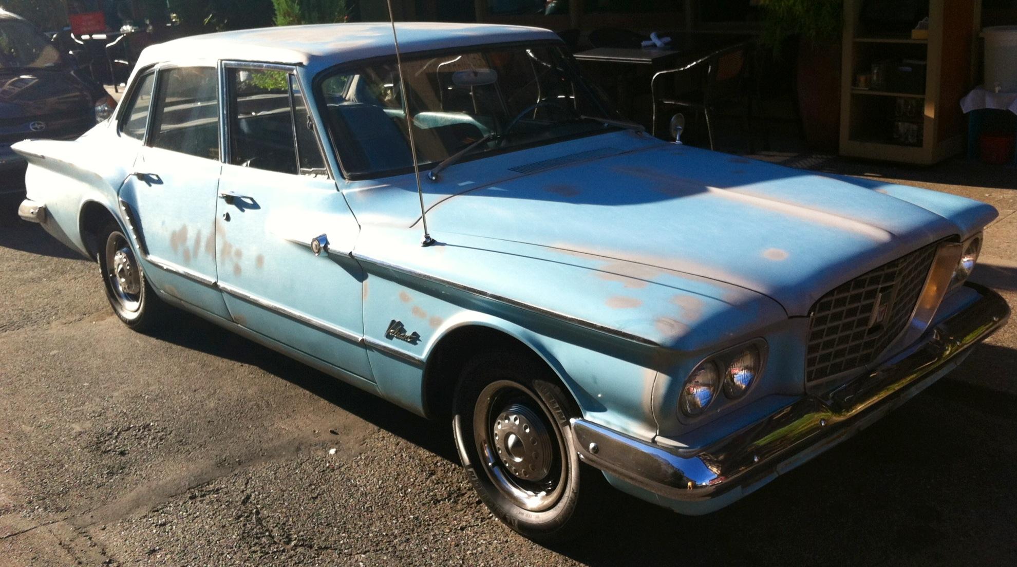 1963 Valiant Wagon For Sale | Autos Post