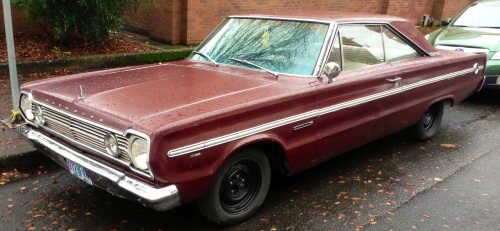 1966 Plymouth Belvedere II