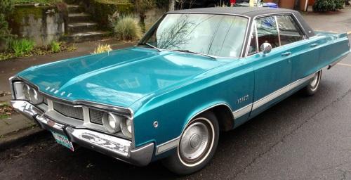 1968 Dodge Monaco