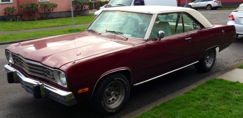 1976 Plymouth Valiant Scamp