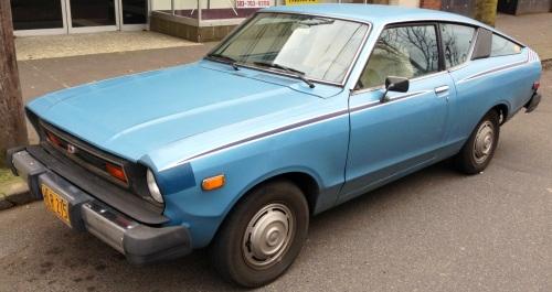 1978 Datsun B210 GX