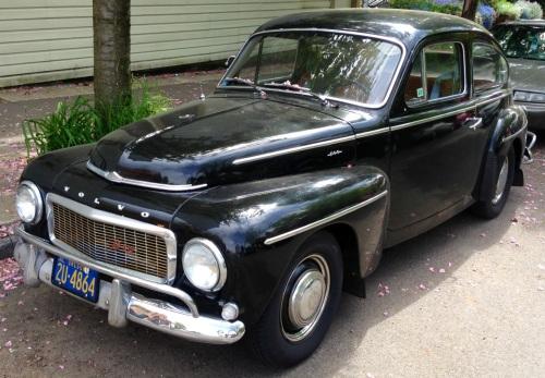 1963 Volvo PV544 B16