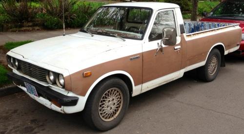 1975 Toyota Hilux