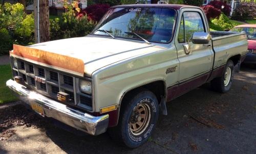 1981 GMC Sierra Grande 1500