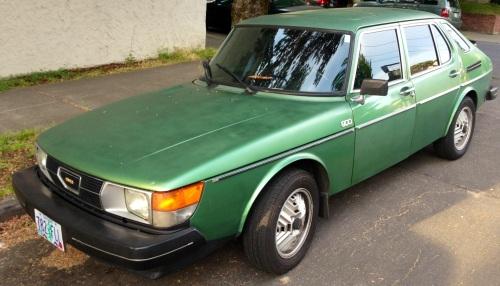 1979 Saab 900 GLE