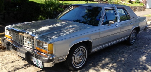 1983 Ford Crown Victoria LTD