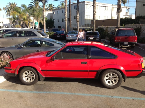 1983 Toyota Celica GT-S Liftback