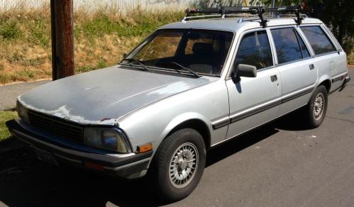 1984 Peugeot 505 GL Turbo Diesel