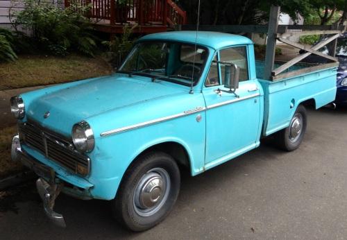 1964 Datsun 1200 pickup