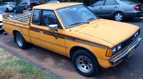 1980 Datsun King Cab